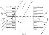 Патент 2381328 Водопропускная труба под насыпью в условиях северной строительно-климатической зоны и способ ее эксплуатации