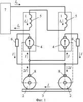 Патент 2344952 Электрический тормоз локомотива