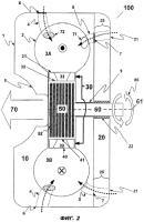 Патент 2551469 Тороидальная газовая турбина пограничного слоя