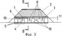 Патент 2341612 Способ ремонта водопропускной трубы под насыпью