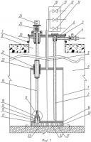 Патент 2532474 Пульсационный клапанный погружной насос (варианты)
