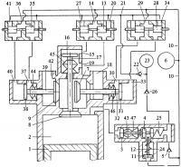 Патент 2615293 Способ дополнительного наполнения цилиндра двигателя внутреннего сгорания воздухом или топливной смесью перекрытием фаз газораспределения системой привода трёхклапанного газораспределителя с зарядкой пневмоаккумулятора системы привода газом из компенсационного пневмоаккумулятора
