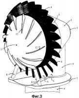 Патент 2386854 Ветровая турбина