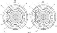Патент 2437198 Электрическая редукторная машина с аксиальным возбуждением