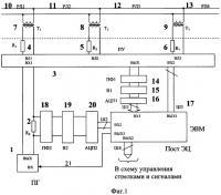 Патент 2361765 Способ контроля свободности рельсовой линии