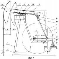 Патент 2308614 Станок-качалка