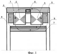 Патент 2439770 Генератор переменного тока с комбинированным возбуждением