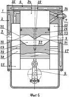 Патент 2557138 Двухтактный дизельный двигатель