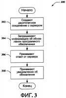 Патент 2390963 Способ доставки уведомления об обновлении программного обеспечения к устройствам в системах связи