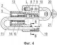 Патент 2667655 Силовое запорно-пломбировочное устройство