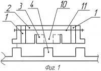 Патент 2526237 Статор ветроэлектроагрегата