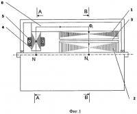 Патент 2505909 Конструкция статора трехфазного асинхронного двигателя малой мощности