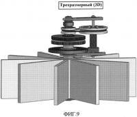 Патент 2654367 Турбинная энергетическая установка