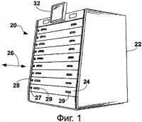 Патент 2526100 Устройство для распределения изделий
