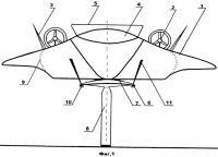 Патент 2486086 Транспортная система калашникова