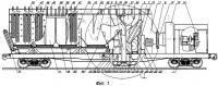 Патент 2280728 Универсальная путевая пневмоуборочная машина