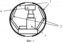 Патент 2618666 Способ наведения самоходной плавающей десантной техники на десантно-доступные районы побережья