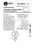 Патент 1096141 Способ испытания тормозов транспортного средства на однороликовом стенде