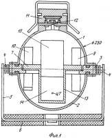 Патент 2381526 Наземно-донная сейсмическая станция