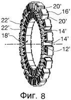 Патент 2516373 Электромагнитное устройство, выполненное с вожможностью обратимой работы в качестве генератора и электродвигателя
