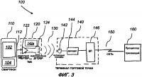 Патент 2615312 Система и способ для передатчика данных магнитной полосы в ближнем поле