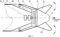 Патент 2649278 Устройство для получения электрической энергии на скоростном транспортном средстве при его торможении