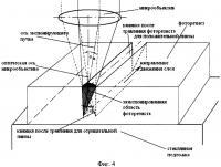 Патент 2498360 Способ прямой лазерной записи киноформных линз в толстых слоях фоточувствительных материалов типа фоторезистов (варианты)