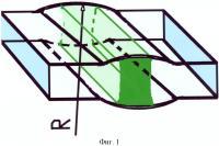 Патент 2403596 Способ получения световодных каналов в жидкой среде
