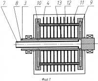 Патент 2267059 Устройство для осушения, очистки газа и теплообмена и способ сборки ротора устройства для осушения, очистки и теплообмена