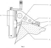 Патент 2502976 Способ определения прочности бетона методом скалывания ребра