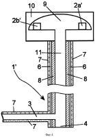 Патент 2632072 Усовершенствованный нагнетательный насос, обладающий коррозионной устойчивостью к расплавленному алюминию и имеющий улучшенный профиль потока