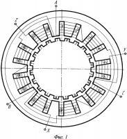 Патент 2331150 Синхронная вращающаяся электрическая машина