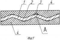 Патент 2641987 Волновая прокладка