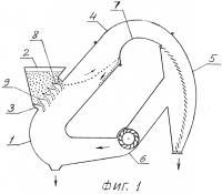 Патент 2387490 Пневмосепаратор