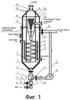 Патент 2411989 Реактор синтеза гидроксиламинсульфата