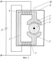 Патент 2539579 Электродвигатель асинхронный с высоким к.п.д.