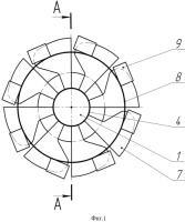 Патент 2508471 Ветродвигатель