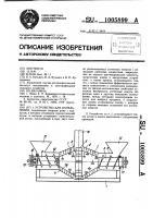 Патент 1005899 Устройство для измельчения