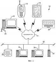 Патент 2302087 Система и способ лицензирования приложений в беспроводных устройствах по беспроводной сети