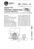 Патент 1701171 Устройство для измельчения тыквы и корнеклубнеплодов
