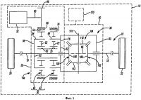 Патент 2569722 Узел оси с механизмом привода с распределением крутящего момента
