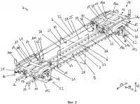 Патент 2645550 Грузовой вагон с откидными боковыми стенками вагона