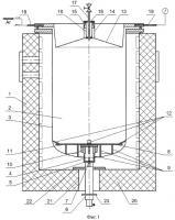 Патент 2310001 Устройство для магниетермического получения губчатого титана