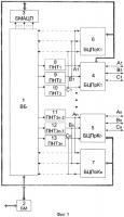 Патент 2479025 Устройство для моделирования трехфазного многообмоточного трансформатора