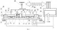 Патент 2477694 Вагонотолкатель для перемещения железнодорожных вагонов (варианты) и платформа вагонотолкателя для перемещения железнодорожных вагонов