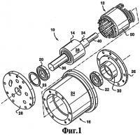 Патент 2251195 Электрическая машина и электрический генератор (варианты)