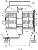 Патент 2489661 Двухступенчатый конденсатор