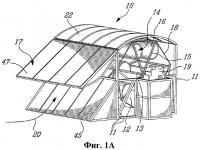 Патент 2539945 Горизонтальная ветросиловая турбина