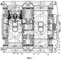 Патент 2558490 Двигатель внутреннего сгорания