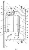 Патент 2427729 Скважинный пневматический насос замещения